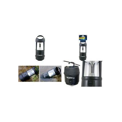 "VARTA Campingleuchte ""Indestructible 5 Watt LED Lantern 3D"""