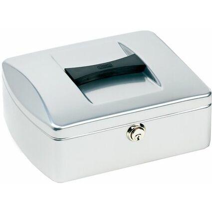 BURG-WÄCHTER Geldkassette Business 7300, silber