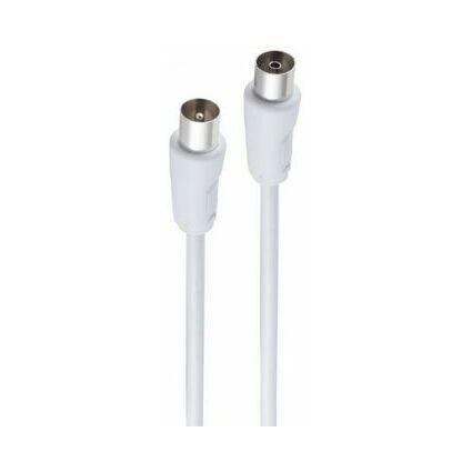 shiverpeaks BASIC-S SAT-Kabel, F-Stecker - F-Stecker, 0,2 m