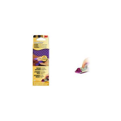 3M SandBlaster Schleifpapier, flexibel, fein/P220
