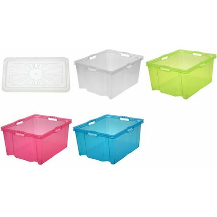 "keeeper Deckel ""franziska"" für Multi-Box XXL, transparent"
