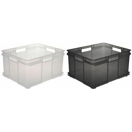"""ok Aufbewahrungsbox """"Euro-Box XXL"""", 54 Liter, grün"""