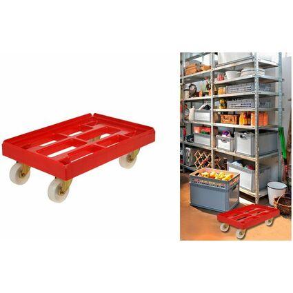 "keeeper Transportwagen ""rolf"", Tragkraft: 300 kg, rot"