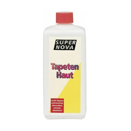 SUPER NOVA Tapetenhaut, farblos, 500 ml Flasche
