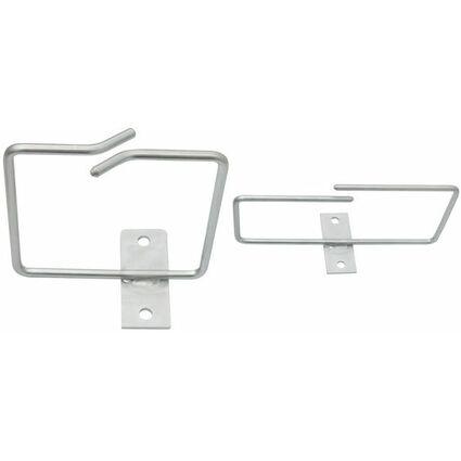 LogiLink Kabelbügel, 170 x 80 mm, lichtgrau (RAL7035)