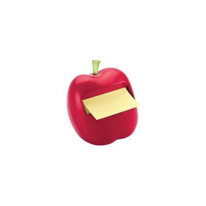 "Post-it Z-Notes Spender ""Apfel"", rot, bestückt"