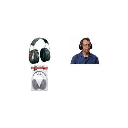 3M Peltor Komfort Kapsel-Gehörschutz H520AC, schwarz