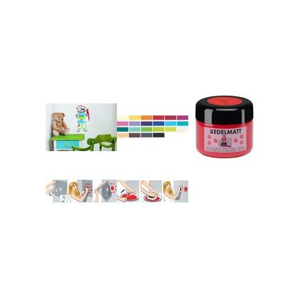 Marabu Acrylfarbe EDELMATT Colour your dreams, pink candy