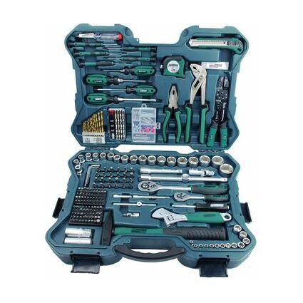 BRÜDER MANNESMANN Werkzeugsatz, 303-teilig
