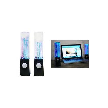TYPHOON Lautsprecher AquaDancer, ABS, schwarz