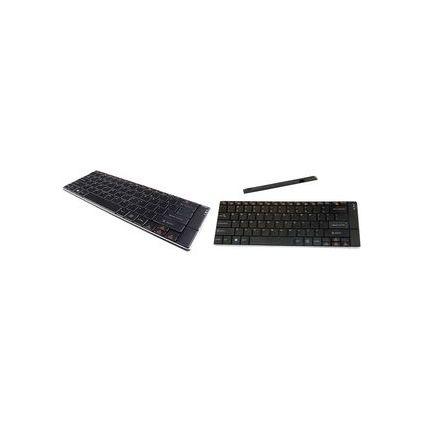 TYPHOON Bluetooth 3.0 Tastatur BlackPhysics, kabellos