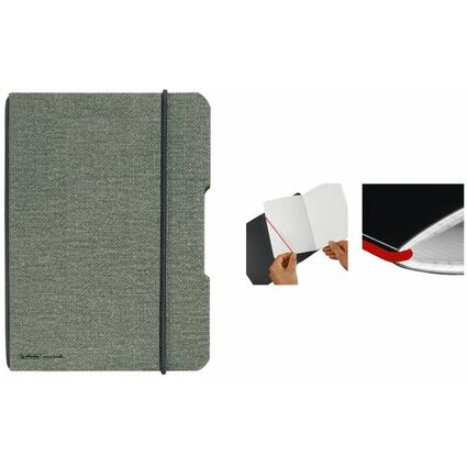 herlitz Papier-Ersatzeinlagen für Notizheft my.book flex, A4