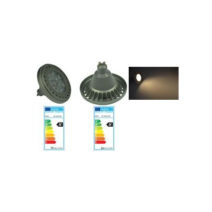 DIODOR LED-Lampe AR111-Strahler, 11 Watt, Sockel: GU10