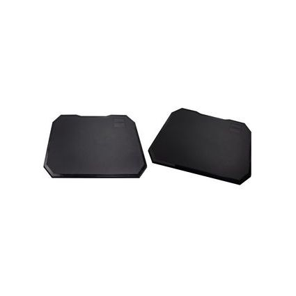 TYPHOON Gaming Maus Pad CarbonPAD, schwarz