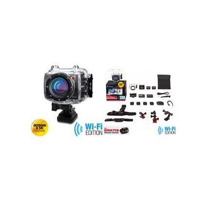 "fantec WiFi HD-Action Kamera ""BEASTVision"" Outdoor & Ski"
