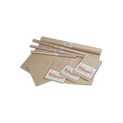 URSUS Packpapier, auf Rolle, 1.000 mm x 5 m, braun