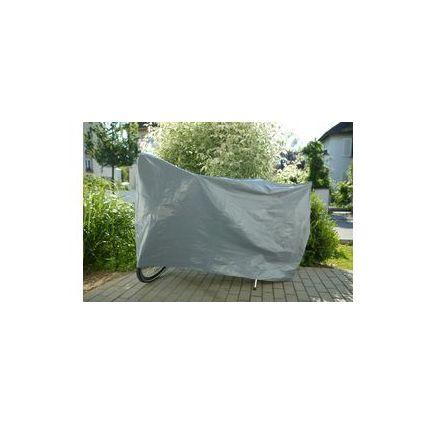 proFEX Fahrrad-Garage, Maße: (B)1.850 x (H)1.000 mm