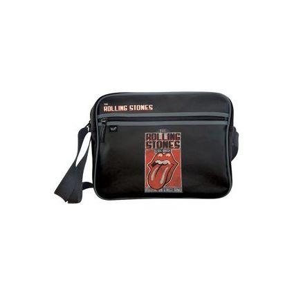 QUO VADIS Sac reporter Rolling Stones, 380 x 300 mm