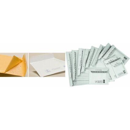TAP Luftpolster-Versandtaschen COMEBAG, Typ E15, weiß, 19 g