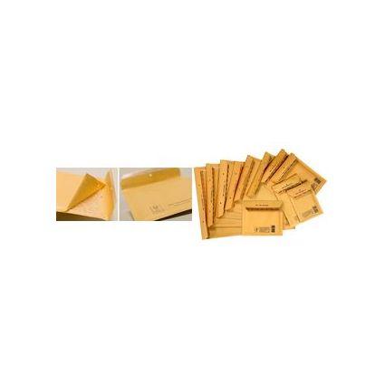 TAP CD-Luftpolster-Versandtaschen COMEBAG, Typ CD, braun