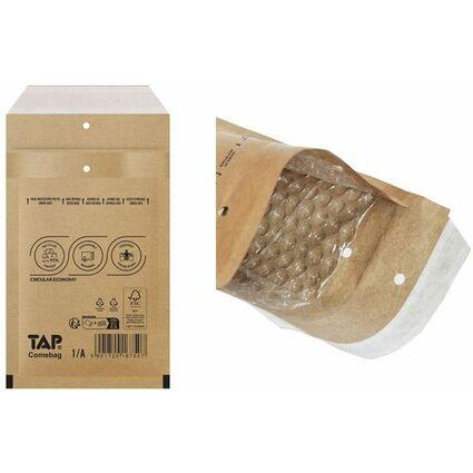 TAP Luftpolster-Versandtaschen COMEBAG, Typ H18, braun, 31 g