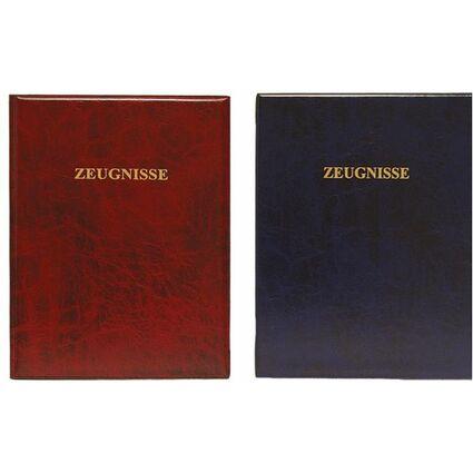ROTH Zeugnisringbuch, Kunststoff, DIN A4, dunkelblau