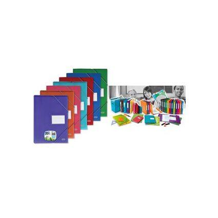 "ELBA Sichtbuch ""ELBA School Life"", 40 Hüllen, PP, DIN A4"