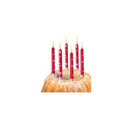 """SUSY CARD Geburtstagskerzen """"Love"""", aus Wachs"""