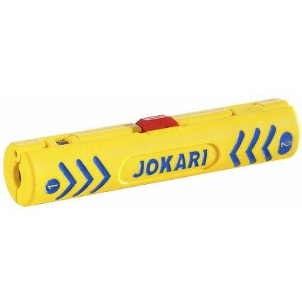 """JOKARI Abisolierer """"Secura Coaxi"""", Kapazität: 4,8 bis 7,5 mm"""