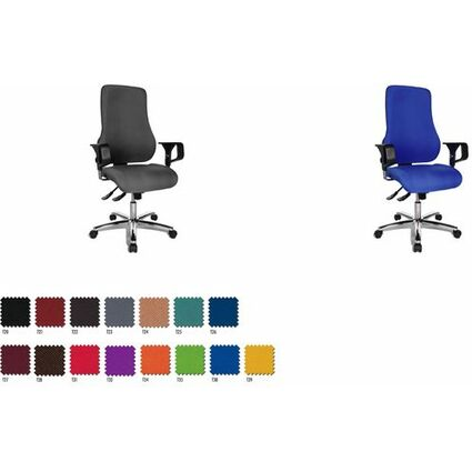 """Topstar Bürodrehstuhl """"Sitness 55"""", blau"""