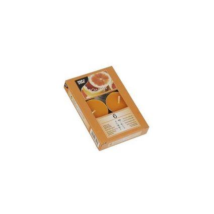 PAPSTAR Duft-Teelichter, Durchmesser: 38 mm, lavendel