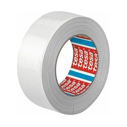 tesa Gewebeband 4613 duct tape, 48 mm x 50 m, schwarz