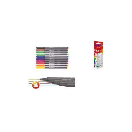 """Kores Fineliner """"K-Liner"""", Strichstärke: 0,4 mm, 12er Etui"""