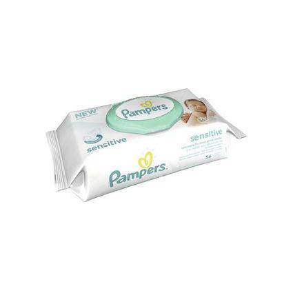 Pampers Feuchttücher Sensitive, Nachfüllpackung