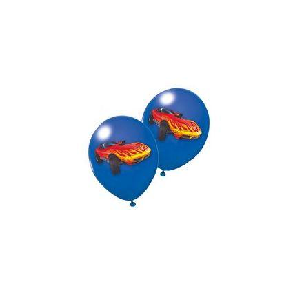 "SUSY CARD Luftballons ""Racing"", blau"
