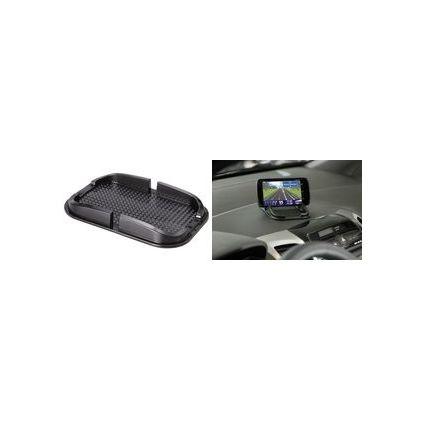 uniTEC KFZ-Antirutschmatte für Smartphones, schwarz