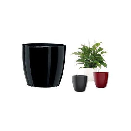 emsa Blumenkübel CASA BRILLIANT, Durchm.: 280 mm, schwarz