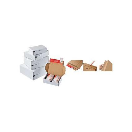 """ColomPac Versandkarton """"Modulbox"""", für DIN A5 Formate, weiß"""