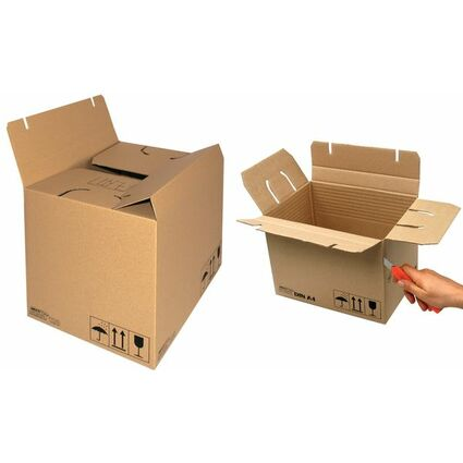 ColomPac Versandkarton Multi-Cargo, 1-wellig, braun