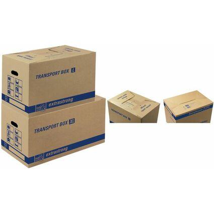tidyPac Transportbox XL, mit Beschriftungsfeld
