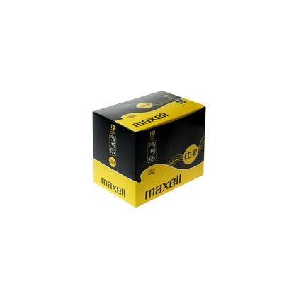 maxell CD-R 80 Minuten, 700 MB, 52x, Jewel Case