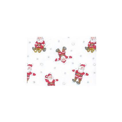 """SUSY CARD Weihnachts-Geschenkpapier """"Funny Santa"""""""