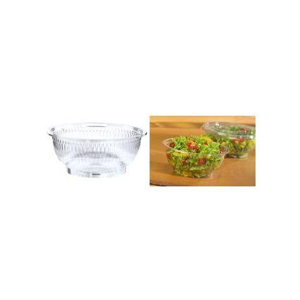 PAPSTAR Salatschale rund, ohne Deckel, 1.000 ml