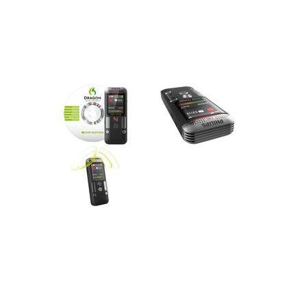 PHILIPS Audiorecorder DVT2700, 4 GB Speicher