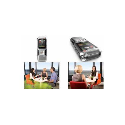 PHILIPS Audiorecorder DVT4000, 4 GB Speicher