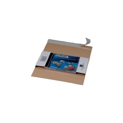 smartboxpro Jewelcase-Versandbrief DIN lang, ohne Fenster