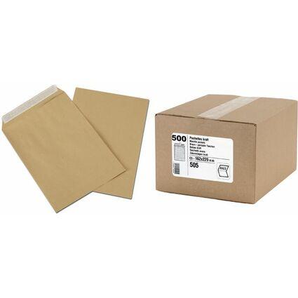 GPV Versandtaschen ECO, C4, braun, 90 g/qm