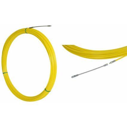 C.K Kabeleinziehband, Länge: 50 m, Stahl