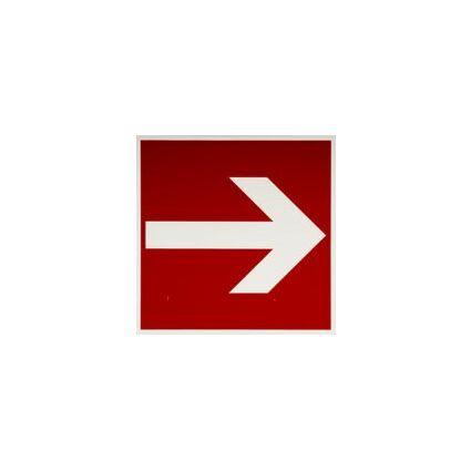 """smartboxpro Hinweisschild """"Brandschutz ..."""", nachleuchtend"""