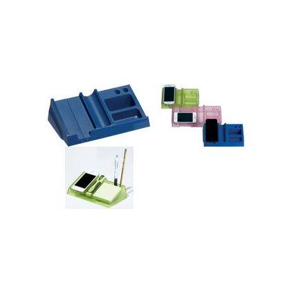 helit Utensilienständer Greenlogic, hellgrün-transparent